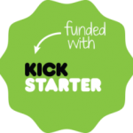 Kickstarter.com badge funded