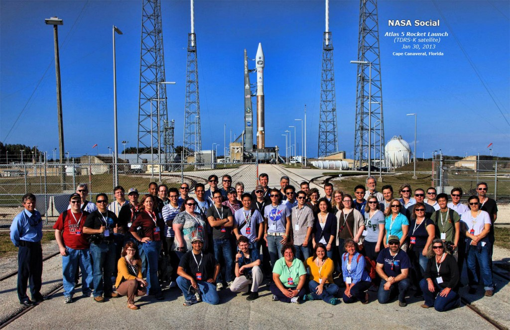 A child's dream – Visiting NASA | Mircea Goia - web